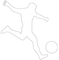 silhoutte-football